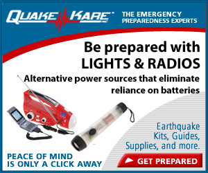 Dynamo Radios and Wind Up Flashlights